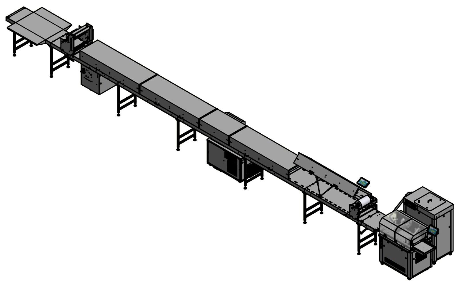 LCM Überzugsanlage