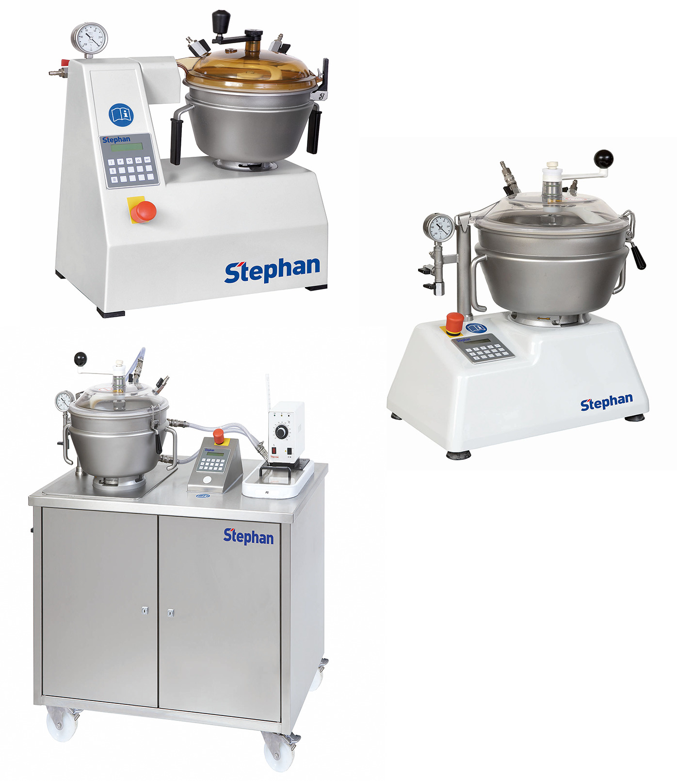 Stephan Table Machines