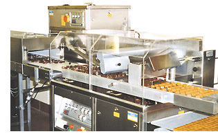 LCM 240 ATC Schokoladenüberzugsanlage
